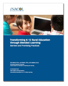 Blended learning resource: Transforming K-12 Rural Education through blended learning