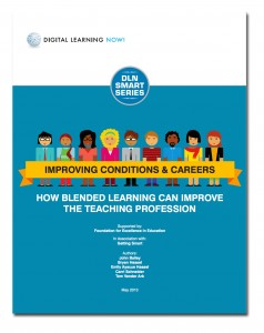 Blended learning resource: How blended learning can improve the teaching profession