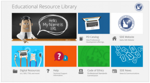 Educational Resource Library (ERL)
